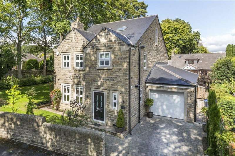 5 Bedrooms Detached House for sale in Long Royd Drive, Baildon, West Yorkshire