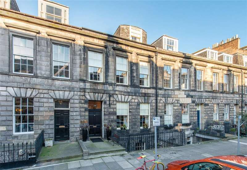 8 Bedrooms Terraced House for sale in 6 Broughton Place, New Town, Edinburgh, EH1