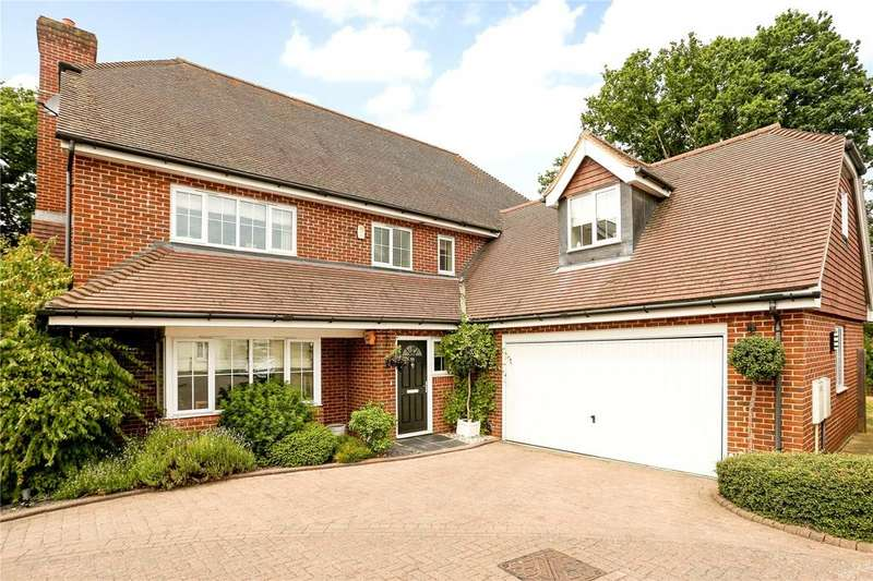 5 Bedrooms Detached House for sale in Knox Road, Guildford, Surrey, GU2