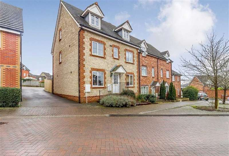 5 Bedrooms Semi Detached House for sale in Woolpitch Wood, Chepstow, Monmouthshire