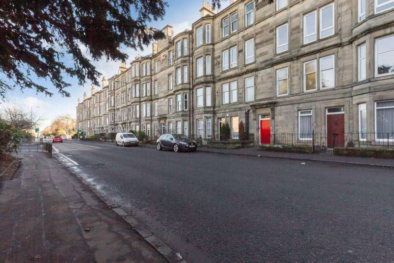 2 Bedrooms Ground Flat for sale in 9 Chancelot Terrace, Edinburgh, EH6 4ST