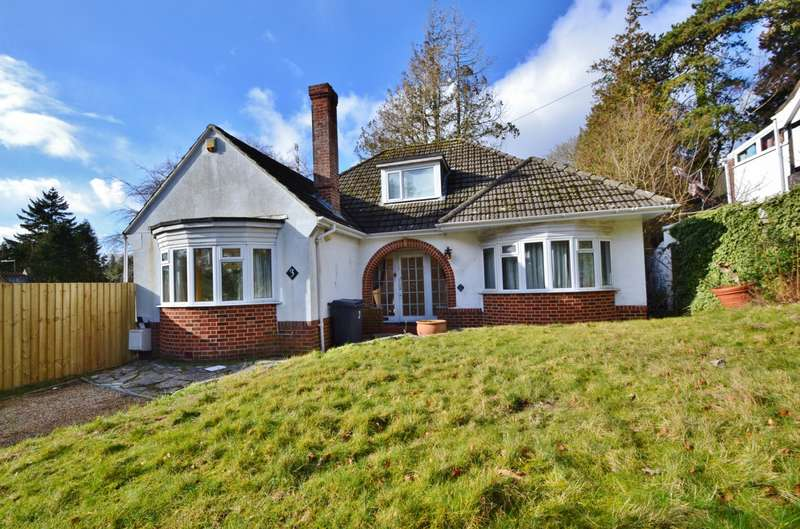 3 Bedrooms Bungalow for sale in Talbot Woods