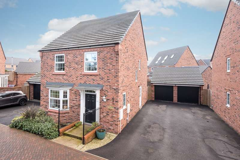 4 Bedrooms House for sale in 4 bedroom House Detached in Elworth Nr. Sandbach
