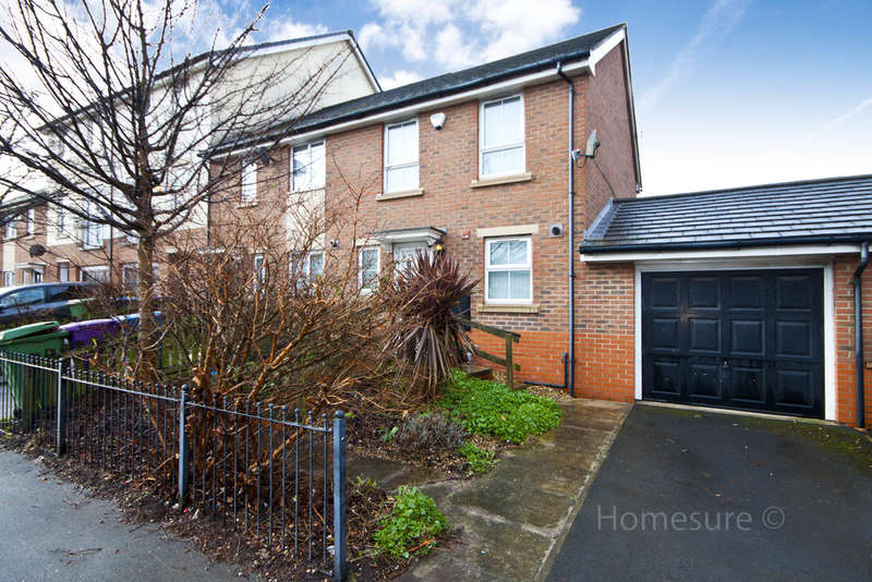 2 Bedrooms End Of Terrace House for sale in Robson Street, Everton, L5