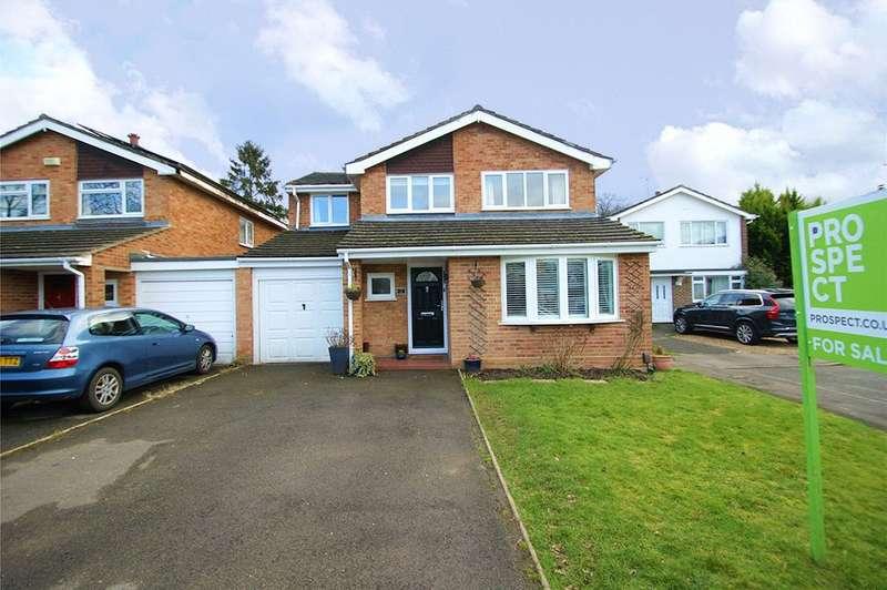 4 Bedrooms Link Detached House for sale in Yarnold Close, Wokingham, Berkshire, RG40