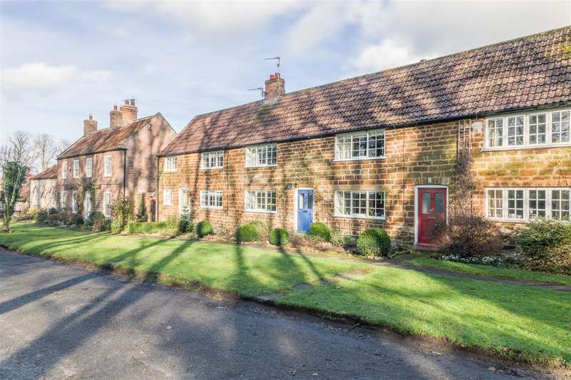 2 Bedrooms House for sale in Kirkham Cottage, 2, Howsham, York YO60 7PH
