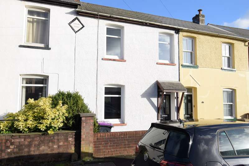 2 Bedrooms Terraced House for sale in Lowlands Road, Pontnewydd, Cwmbran, NP44