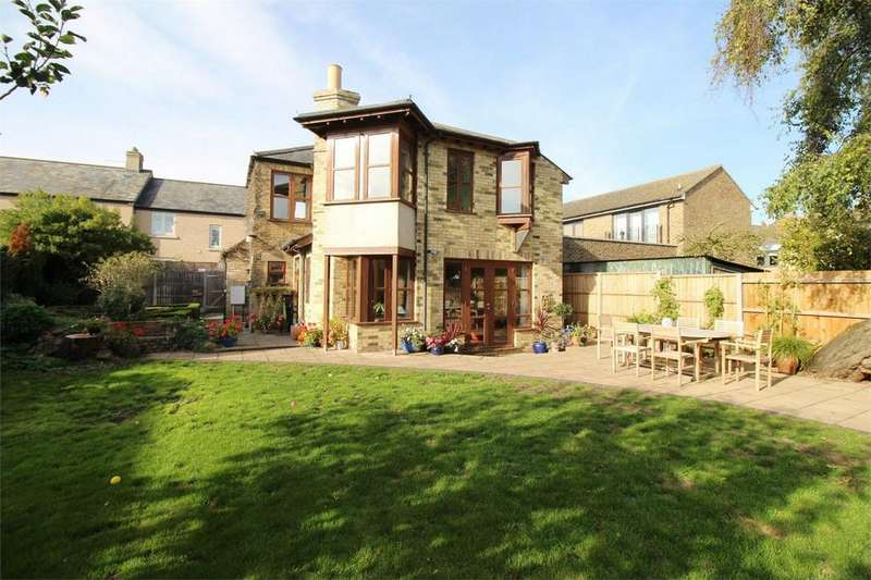 4 Bedrooms Detached House for sale in Nicholas Lane, St Ives