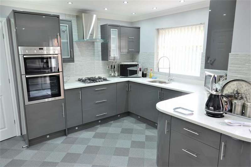4 Bedrooms Detached House for sale in 18 Briargate, Eston
