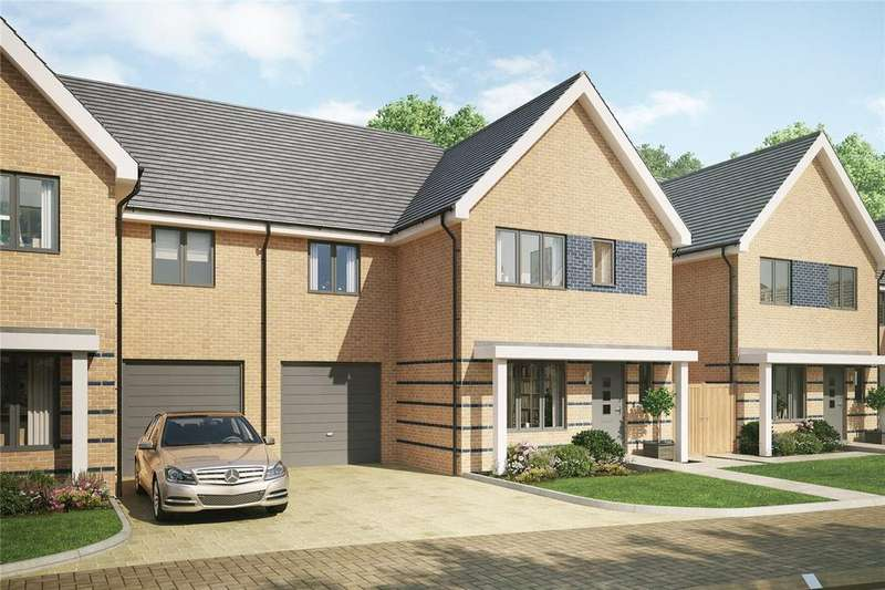 3 Bedrooms Semi Detached House for sale in Ascots Lane, Welwyn Garden City, Hertfordshire