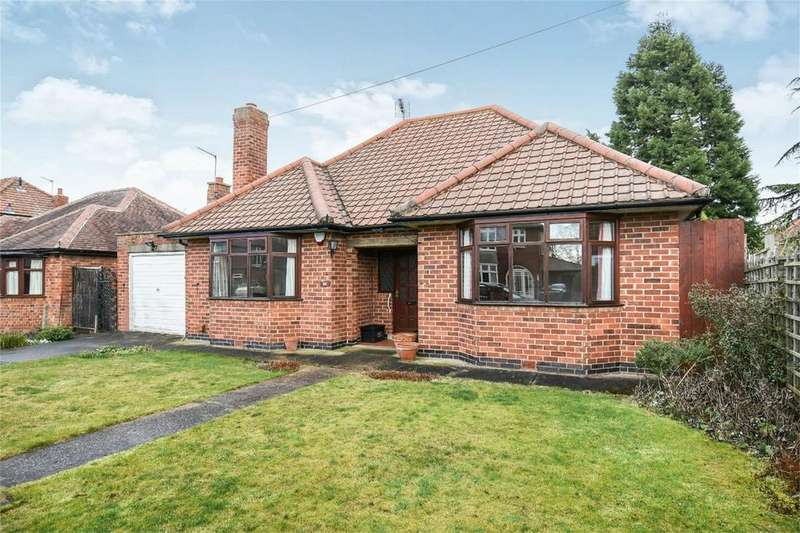 2 Bedrooms Detached Bungalow for sale in Westlands Grove, Stockton Lane, YORK
