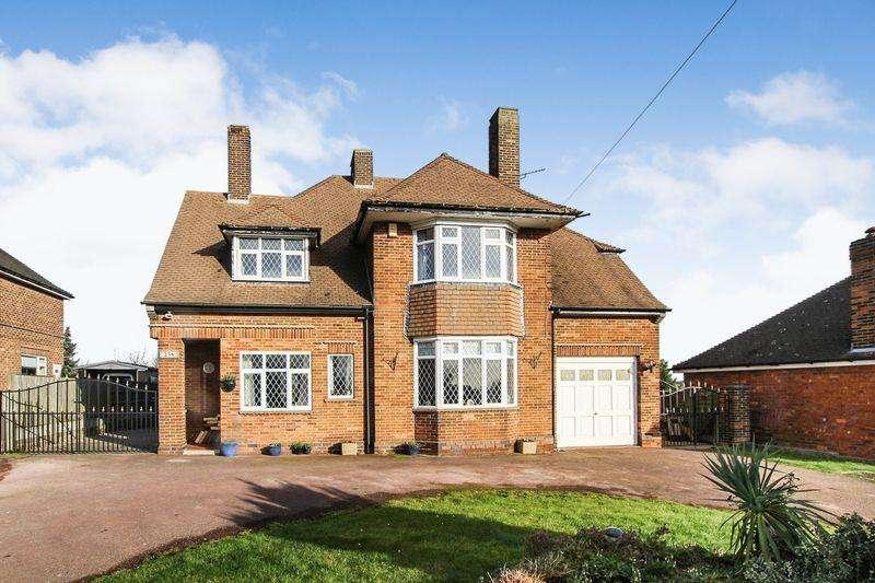 5 Bedrooms Detached House for sale in Cromford Road, Aldercar