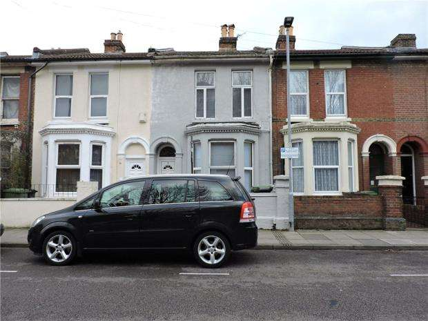 4 Bedrooms House for sale in Somers Road, Southsea