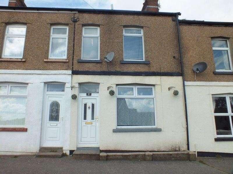 3 Bedrooms Property for sale in Lethbridge Terrace, Abersychan, Pontypool, Torfaen, NP4 7TF