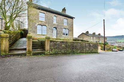 5 Bedrooms Detached House for sale in New Horwich Road, Whaley Bridge, High Peak, Derbyshire