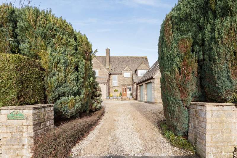 4 Bedrooms Detached House for sale in Ampney Crucis