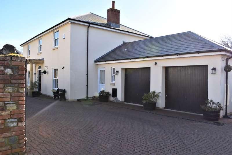4 Bedrooms Detached House for sale in Alstone Lane, West Huntspill