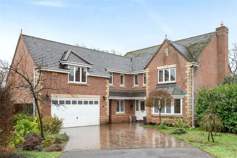 4 Bedrooms Detached House for sale in The Manor, Shinfield, Reading, Berkshire, RG2