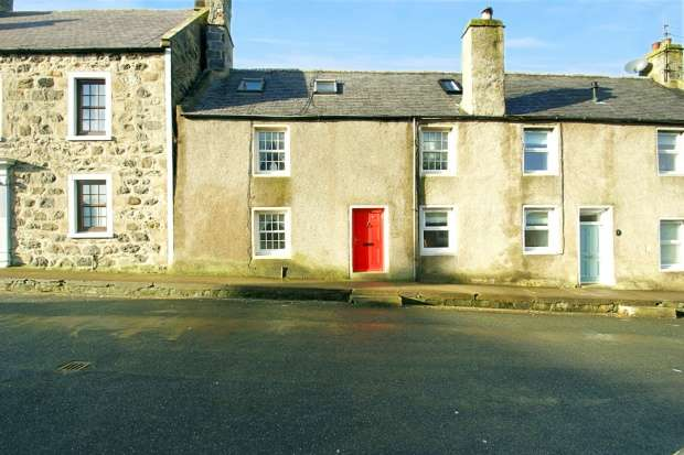 3 Bedrooms Terraced House for sale in North High Street, Banff, Aberdeenshire, AB45 2PA
