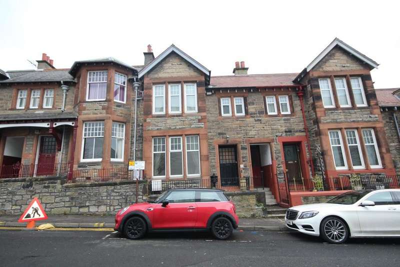 4 Bedrooms Terraced House for sale in Carlyle Road, Kirkcaldy, Fife, KY1