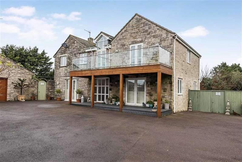 6 Bedrooms Detached House for sale in Portesham, Weymouth, Dorset, DT3