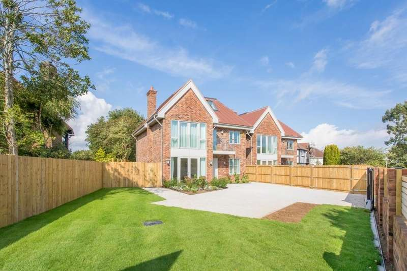 4 Bedrooms Detached House for sale in Tongdean Lane, Brighton, East Sussex, BN1