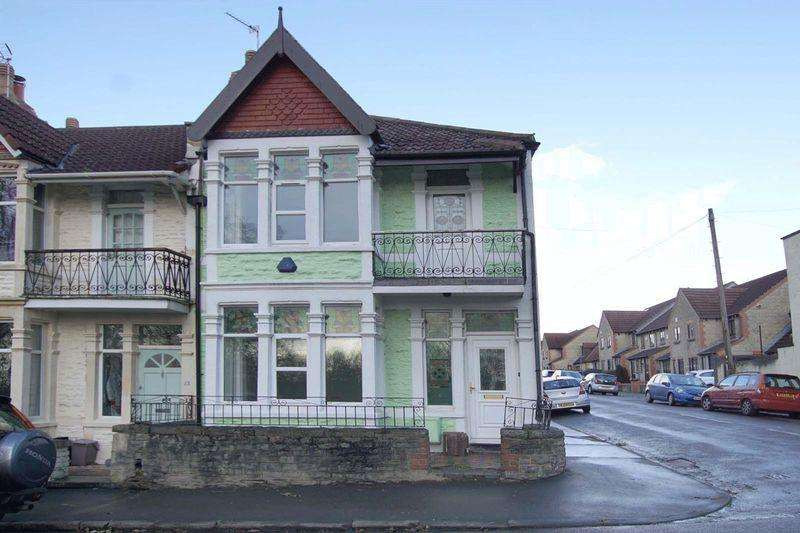 3 Bedrooms End Of Terrace House for sale in Park Crescent, Bristol, BS5 7AT