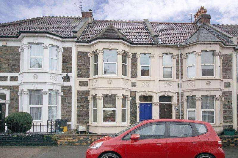 3 Bedrooms Terraced House for sale in Belle Vue Road, Bristol, BS5 6DS
