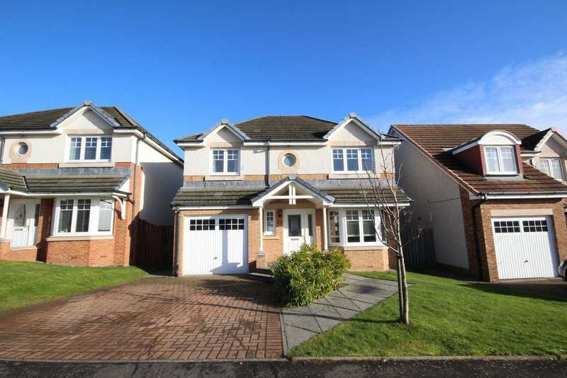 4 Bedrooms Detached House for sale in Newtonmore Drive, Kirkcaldy, Fife, KY2