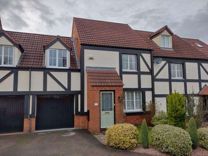 3 Bedrooms Terraced House for sale in BELMONT