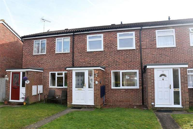 2 Bedrooms Terraced House for sale in Rosedale Gardens, Thatcham, Berkshire, RG19