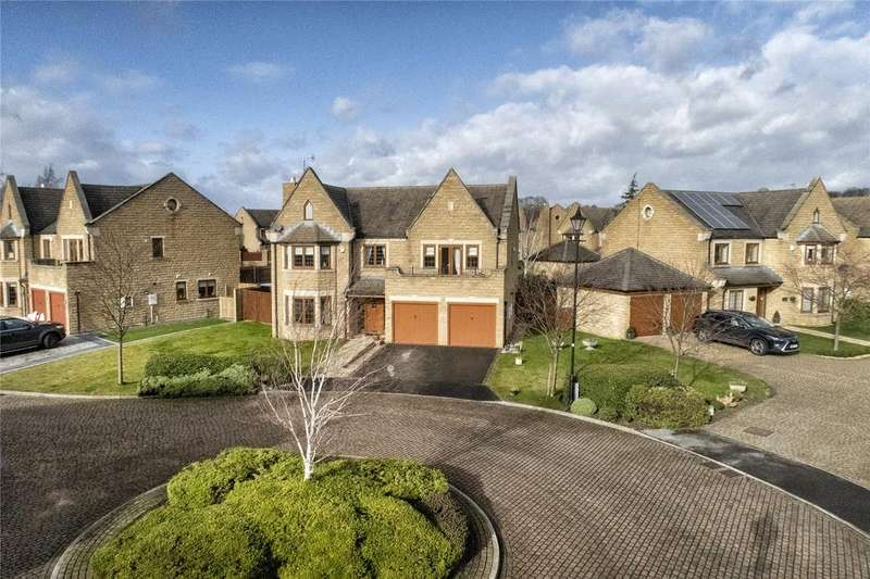 6 Bedrooms Detached House for sale in Westwinds, Ackworth, Pontefract, West Yorkshire, WF7