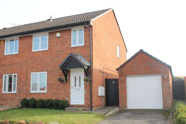 3 Bedrooms End Of Terrace House for sale in Heron Drive, Luton, LU2
