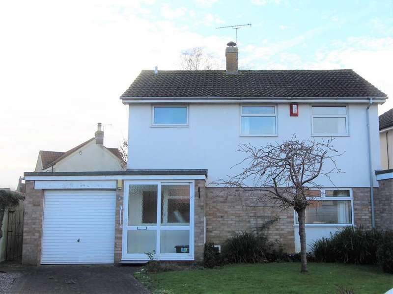 3 Bedrooms Link Detached House for sale in Detached home in Congresbury