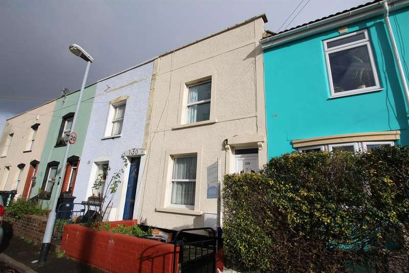 2 Bedrooms Terraced House for sale in Greenbank Avenue East, Bristol, BS5 6EX