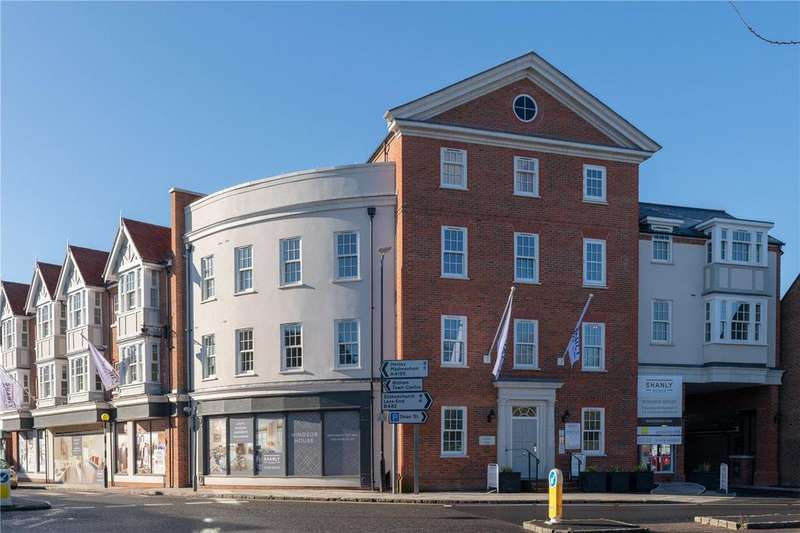 2 Bedrooms Flat for sale in Windsor House, Dean Street, Marlow, Buckinghamshire, SL7