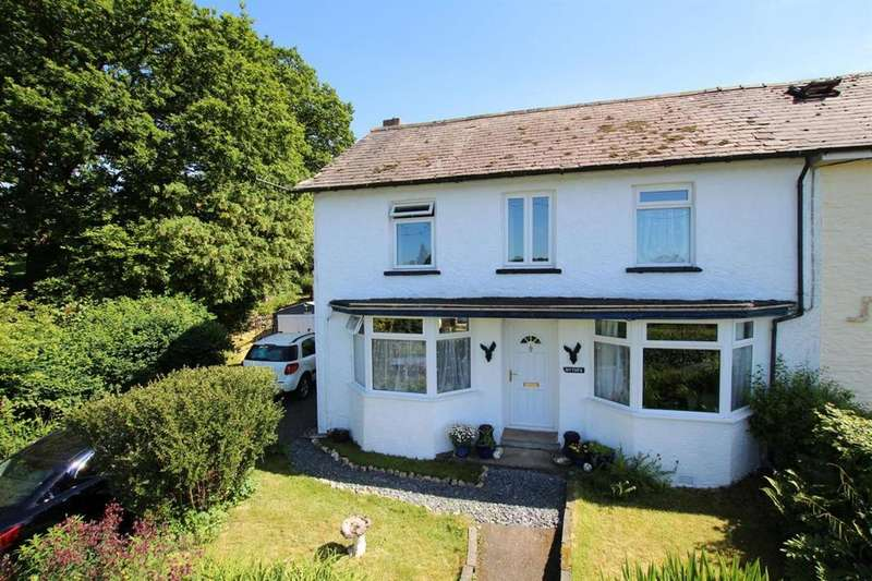 4 Bedrooms Semi Detached House for sale in Llangammarch Wells, Powys, LD4