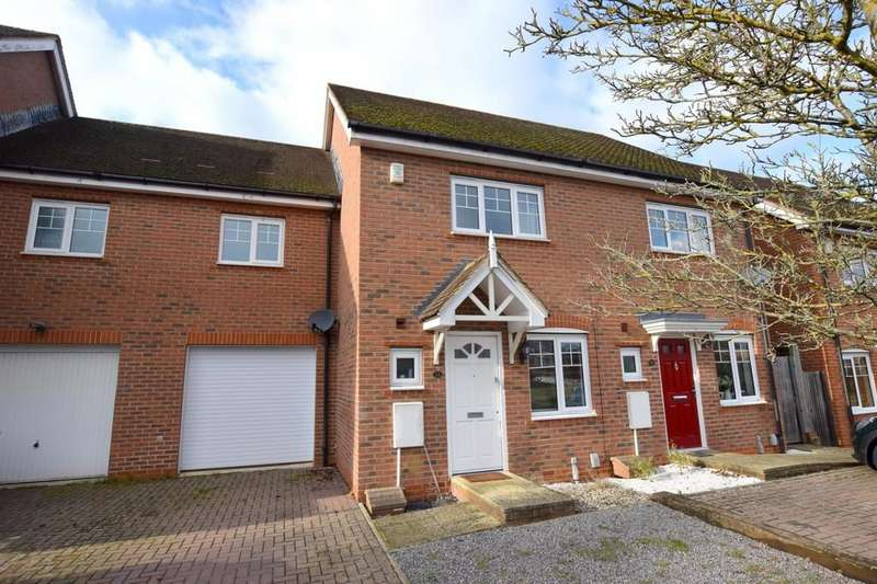 3 Bedrooms Terraced House for sale in Falconer Road, Elvetham Heath