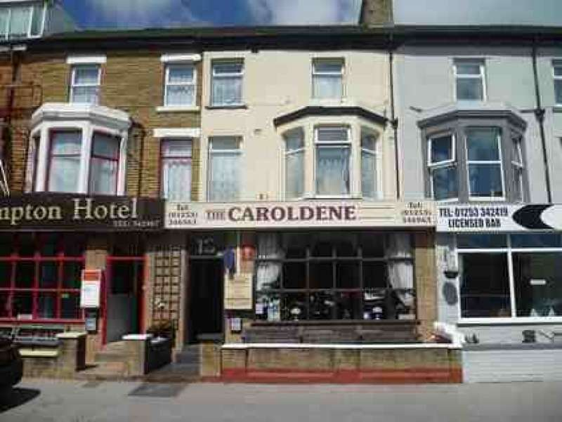 9 Bedrooms Hotel Gust House for sale in Woodfield Road South Shore Blackpool, FY1 6AX