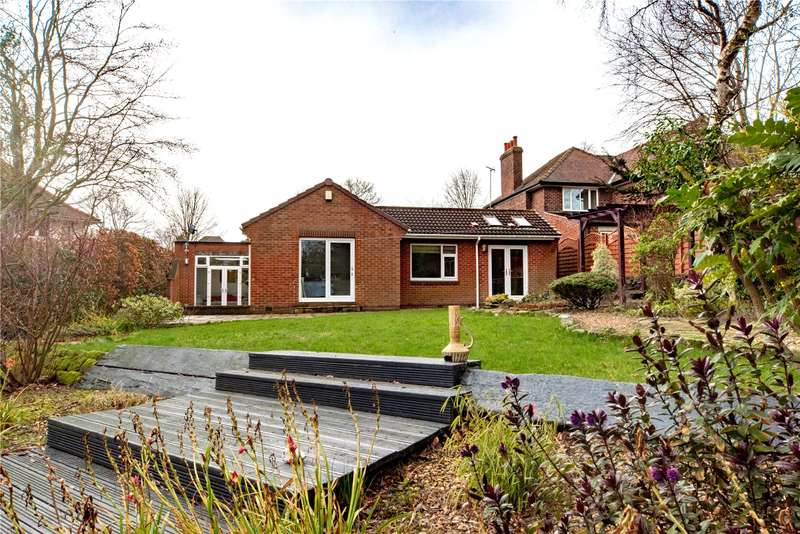 4 Bedrooms Detached Bungalow for sale in Slayleigh Lane, Fulwood, Sheffield, S10