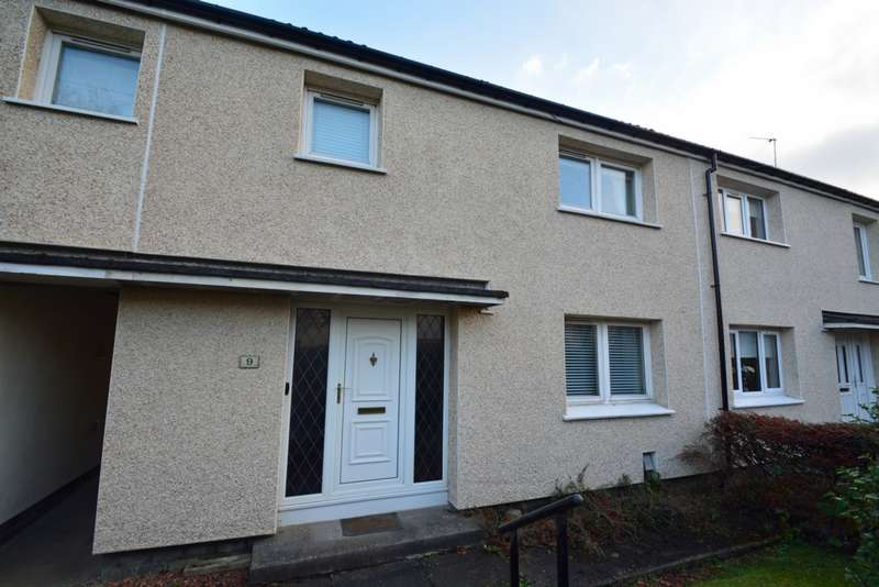 2 Bedrooms Terraced House for sale in Abernethy Drive, Linwood, PA3