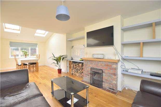2 Bedrooms Semi Detached House for sale in Leckhampton, CHELTENHAM, Gloucestershire, GL53 9ES