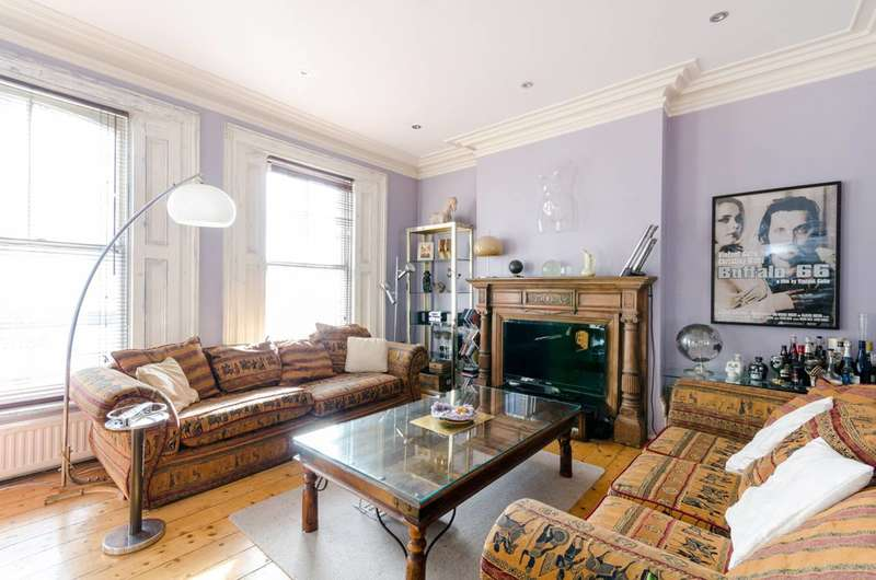 3 Bedrooms Flat for sale in Church Road, Crystal Palace, SE19