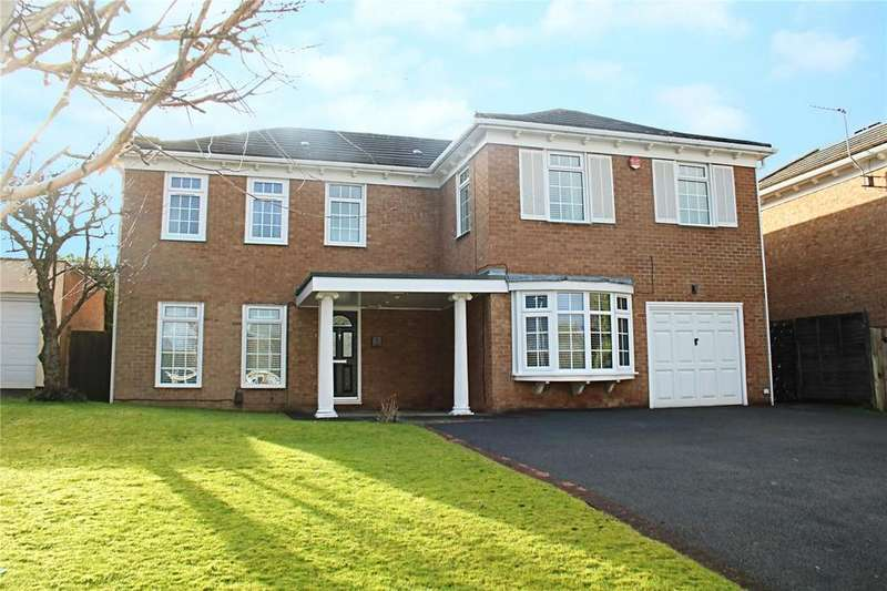 5 Bedrooms Detached House for sale in The Pines, Yarm