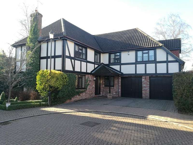5 Bedrooms Detached House for sale in 7 Western Close Rushmere St Andrew