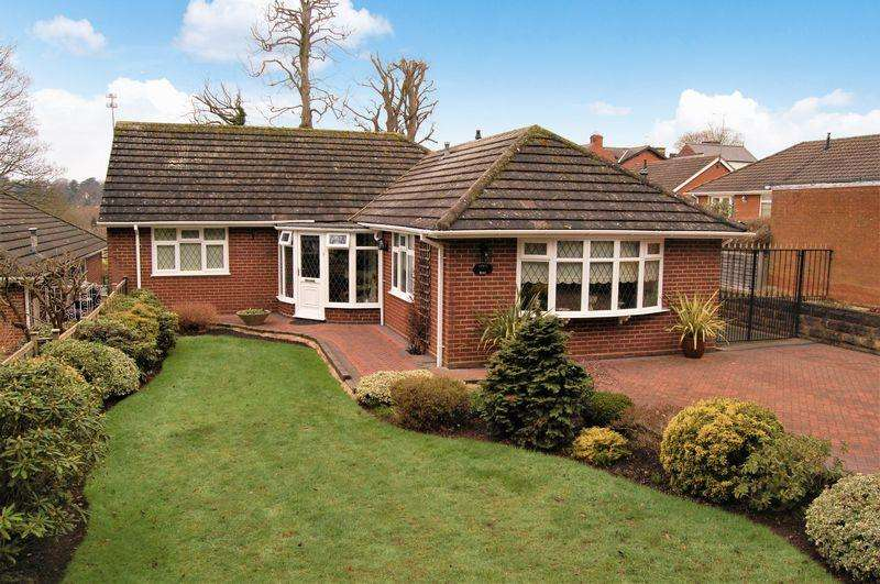 2 Bedrooms Bungalow for sale in Compton Hill Drive, Compton, Wolverhampton