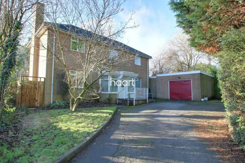 4 Bedrooms Detached House for sale in Balden Road, Harborne