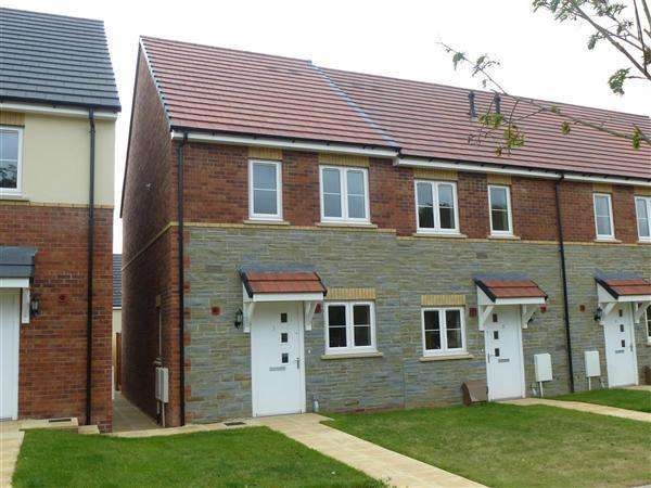 2 Bedrooms Terraced House for sale in Overstreet Green, Lydney