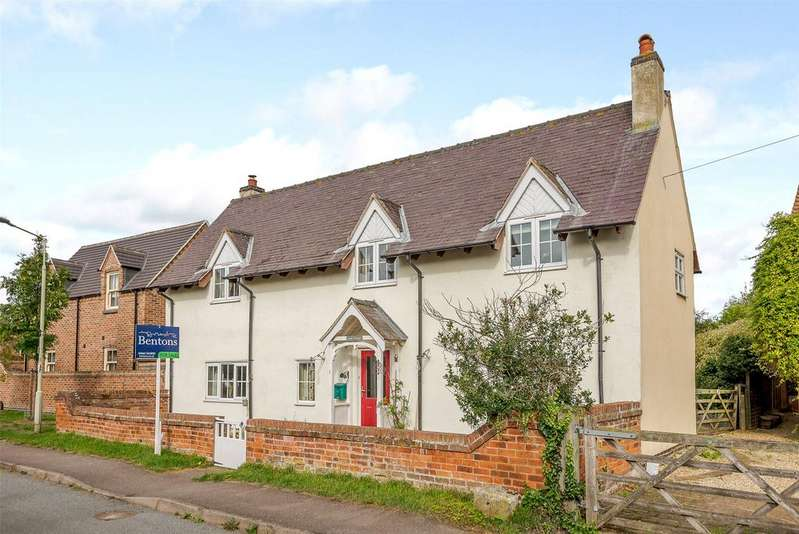 4 Bedrooms Detached House for sale in King Street, Nether Broughton, Melton Mowbray