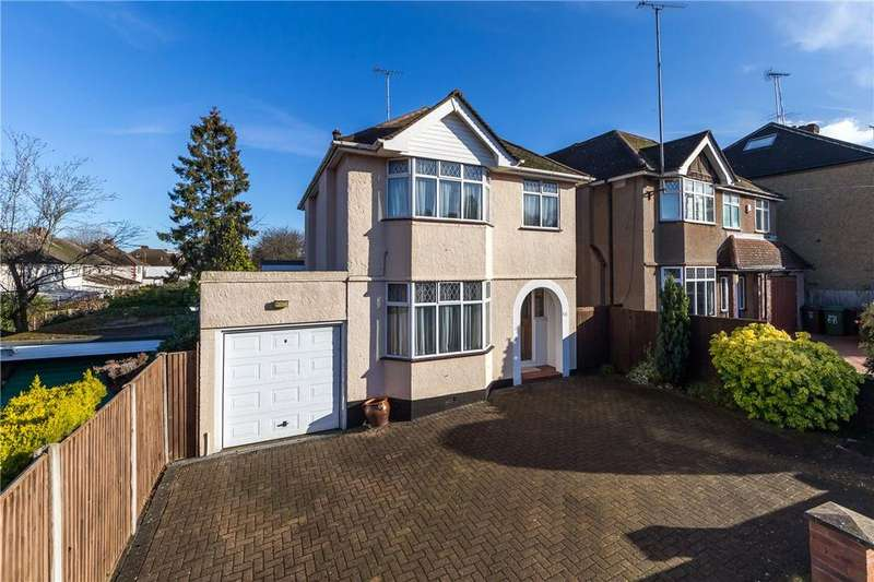 3 Bedrooms Detached House for sale in Seymour Road, St. Albans, Hertfordshire